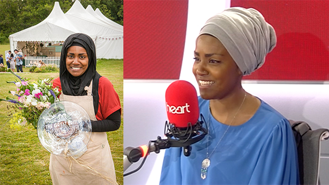 Nadiya Bake Off Interview