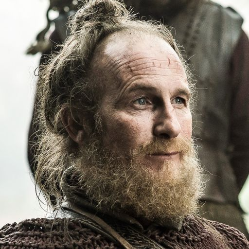 Thoros Man Bun