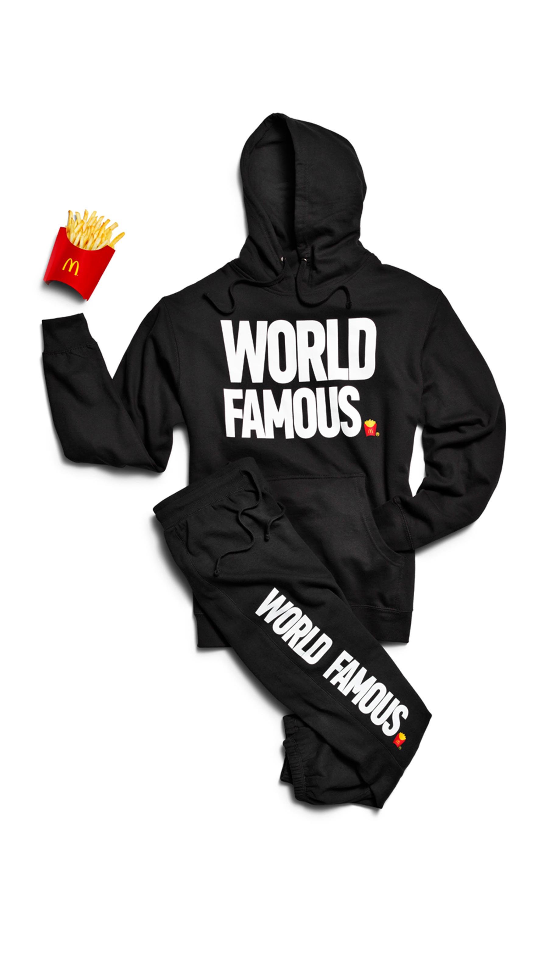 World Famous tracksuit