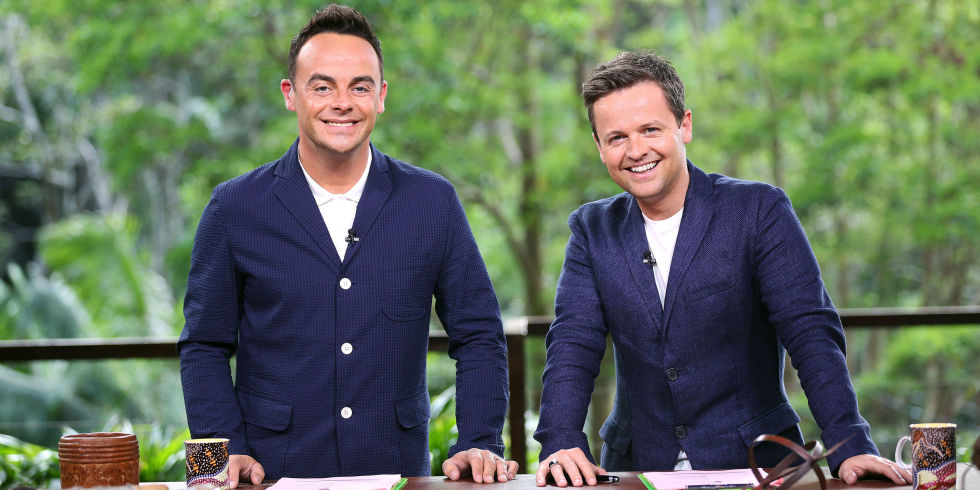 Ant and Dec I'm A Celebrity Get Me Out Of Here