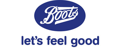 Boots 500 x 200