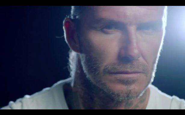 David Beckham F Word