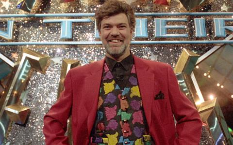 Matthew Kelly Stars In Their Eyes