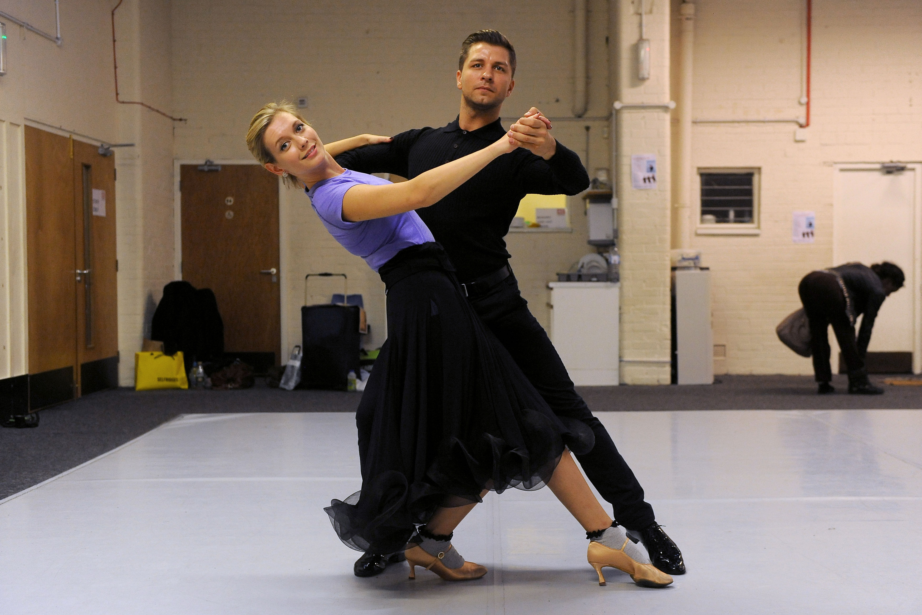 Rachel RIley and Pasha Kovalev Strictly