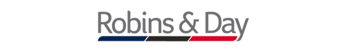 robins and day logo