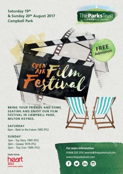 The Park's Trust Open Air Film Festival