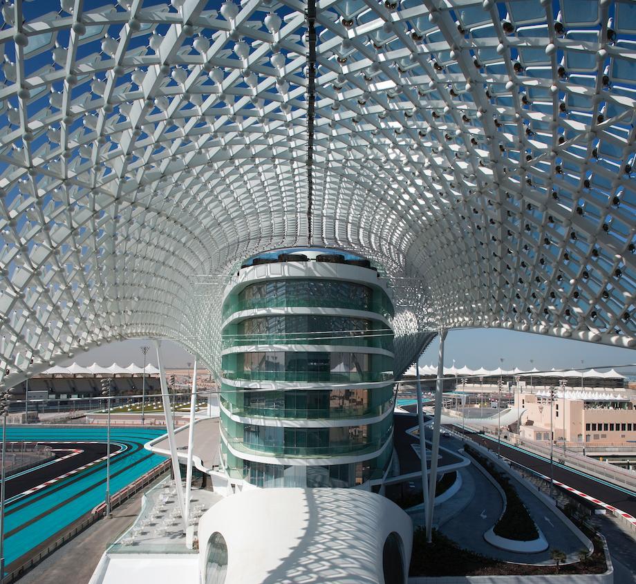 Win A Luxury Hotel Break In Abu Dhabi