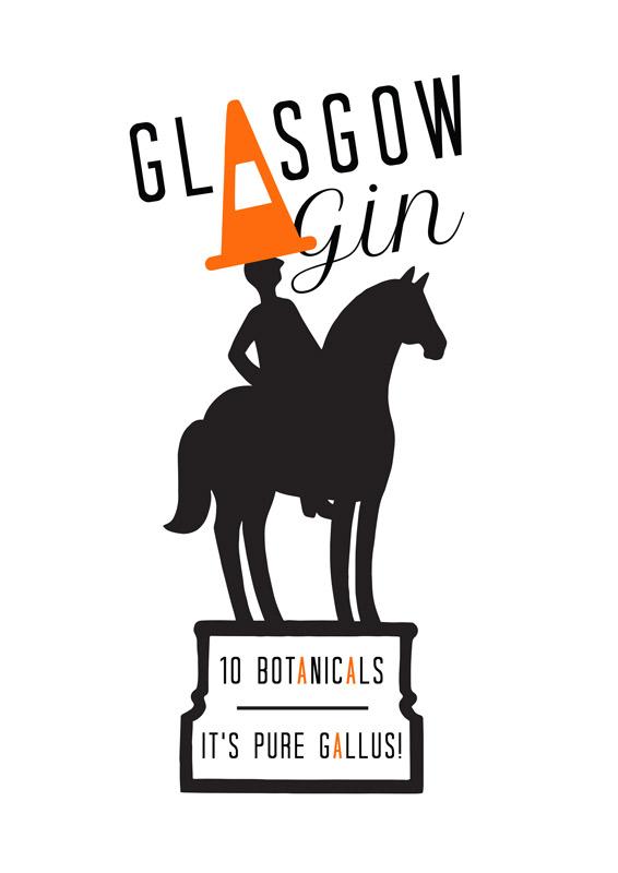 Glasgow Gin logo
