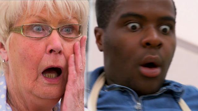 Bake Off Innuendos
