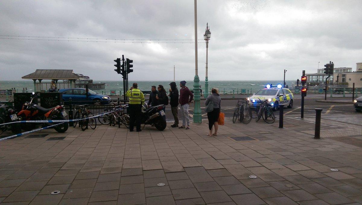Evacuation Brighton