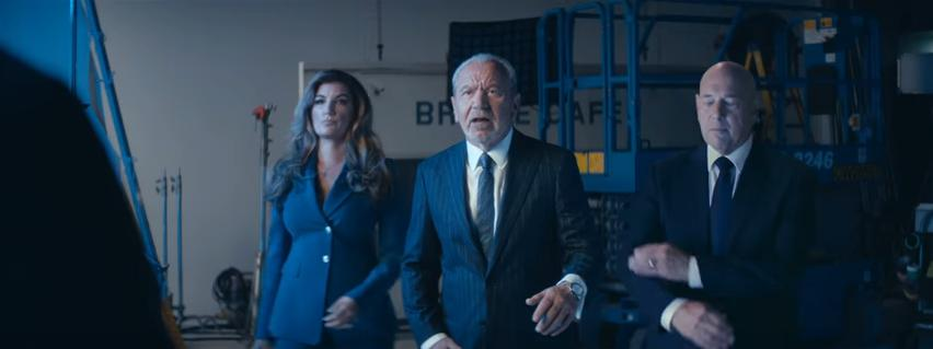 The Apprentice Trailer 2017