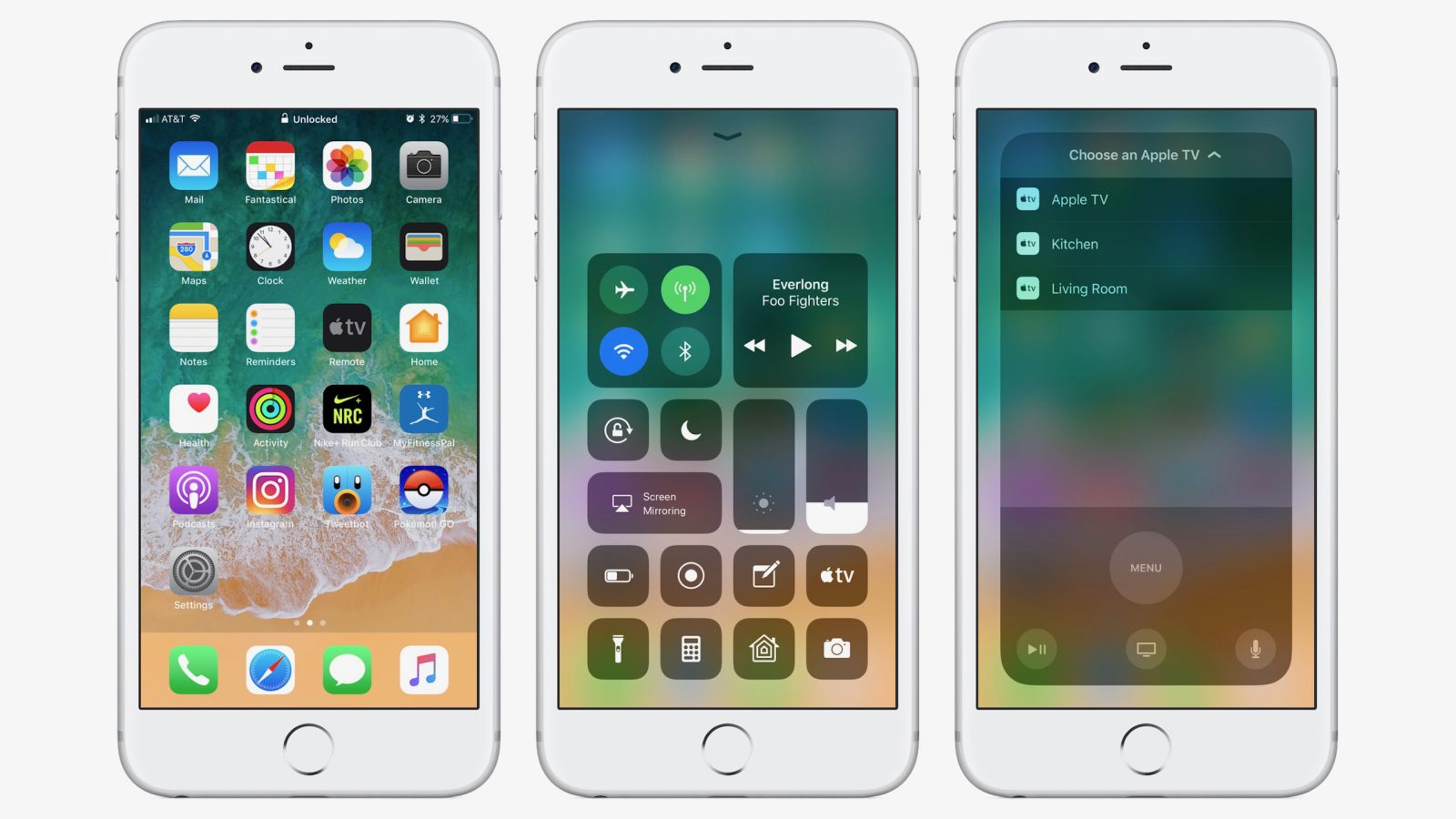 IOS 11's Control Center Doesn't Fully Disable Bluetooth and WiFi