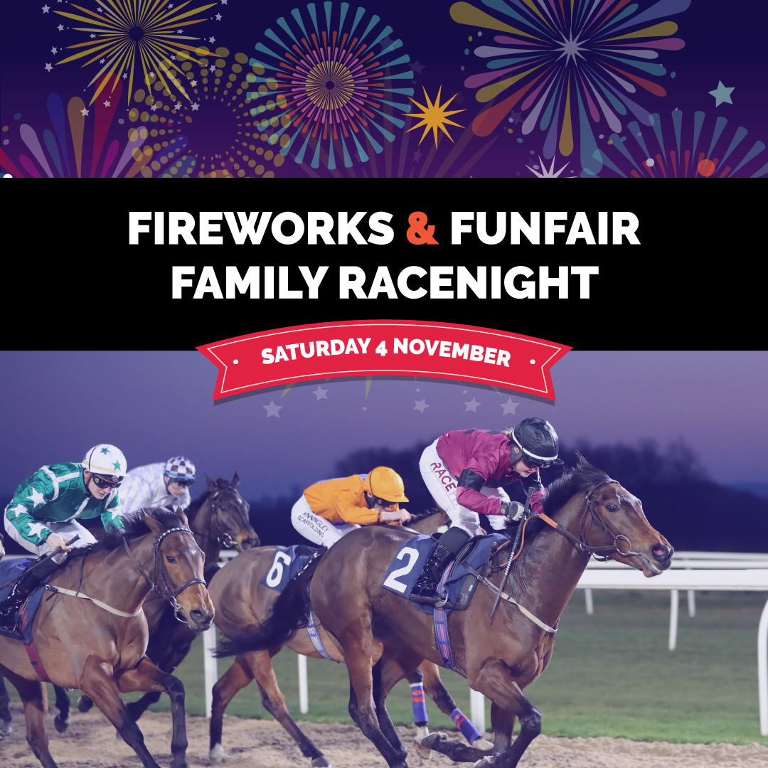 Newcastle Racecourse Fireworks