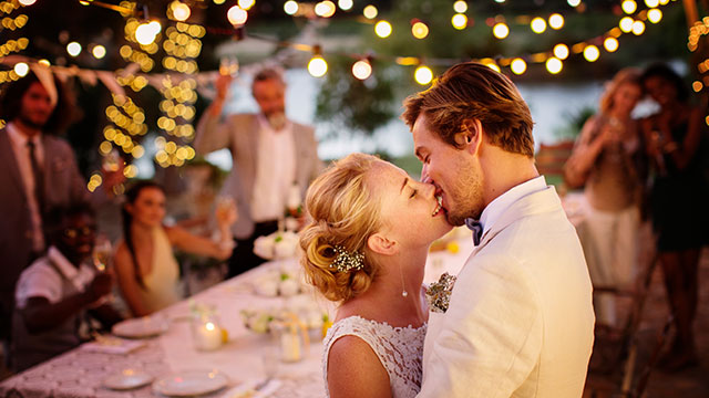 wedding, money, champagne, bride,groom