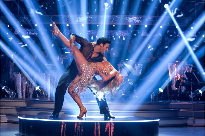 Davood Ghadami - Strictly Come Dancing