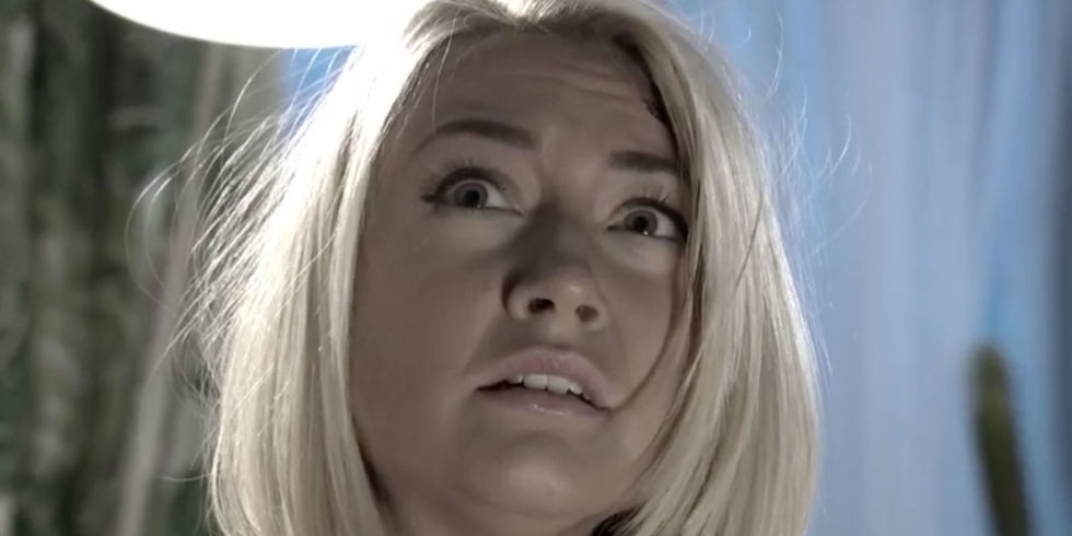 Amy Barnes, Hollyoaks