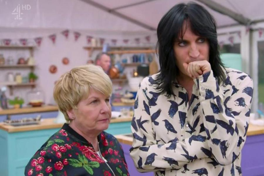 Noel Fielding Bake Off Shirt