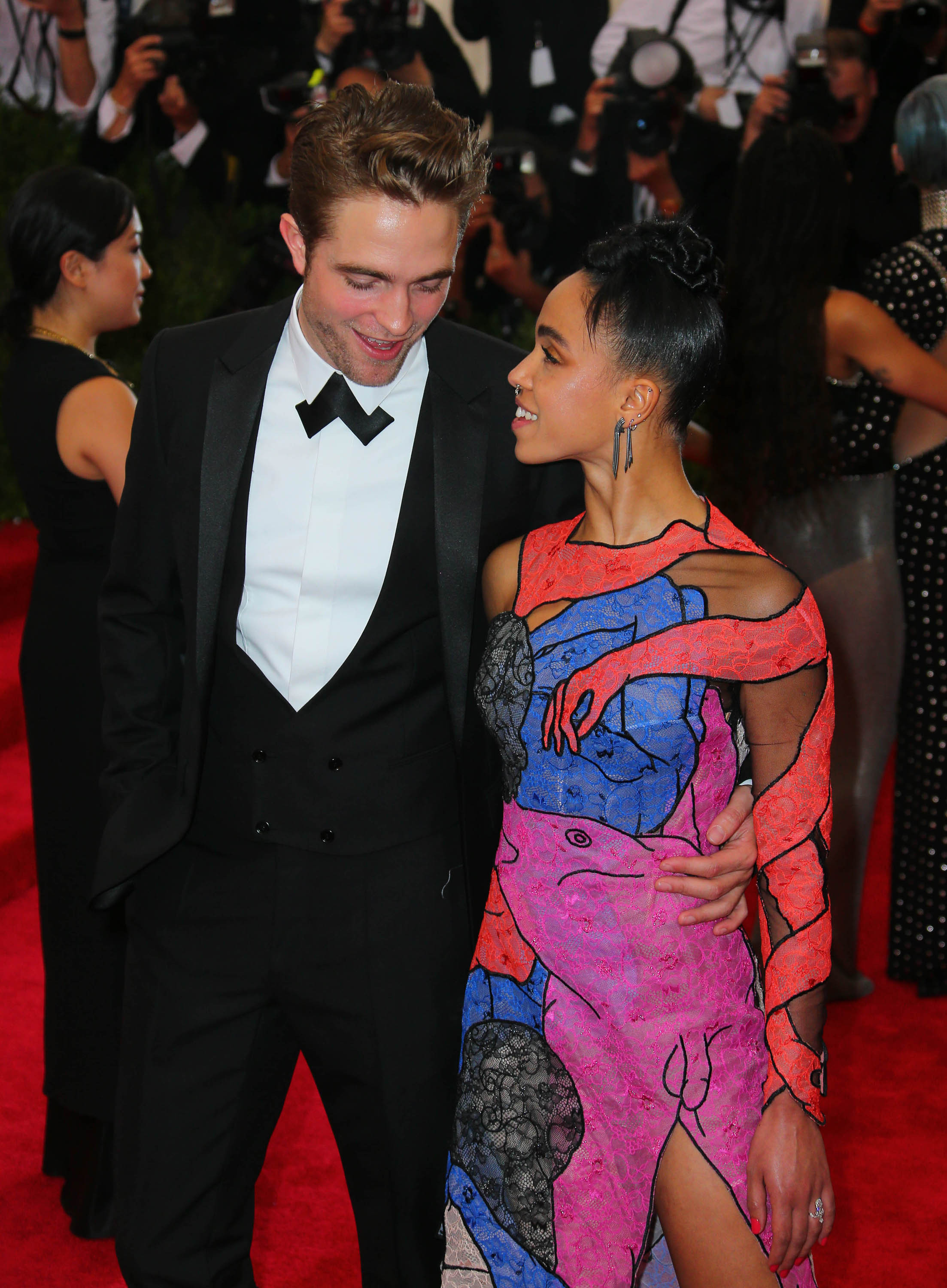 Pattinson & FKA Twigs