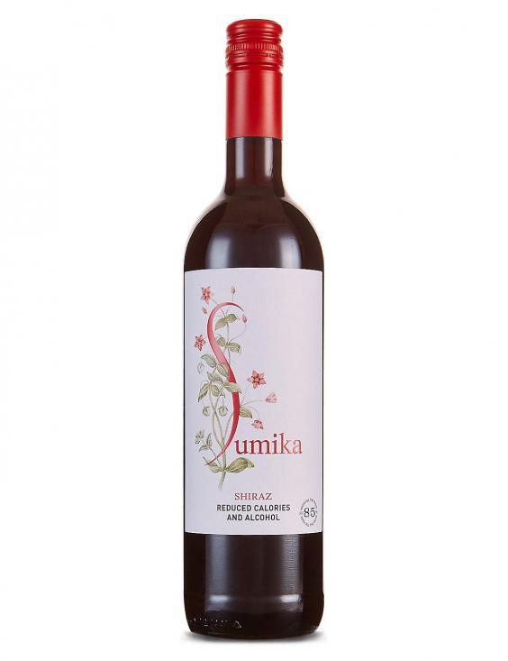 Slender Red Wine