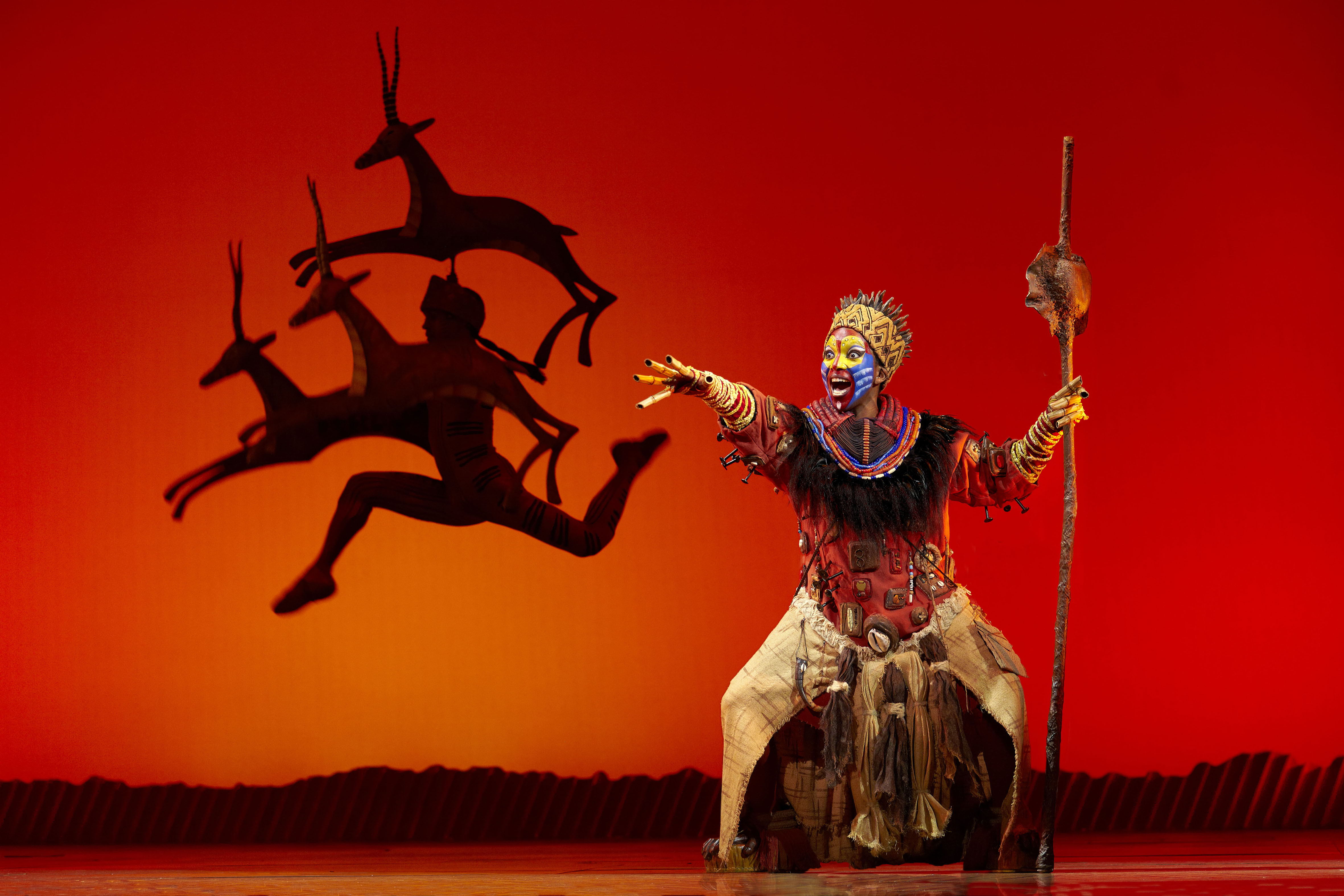The Lion King West End