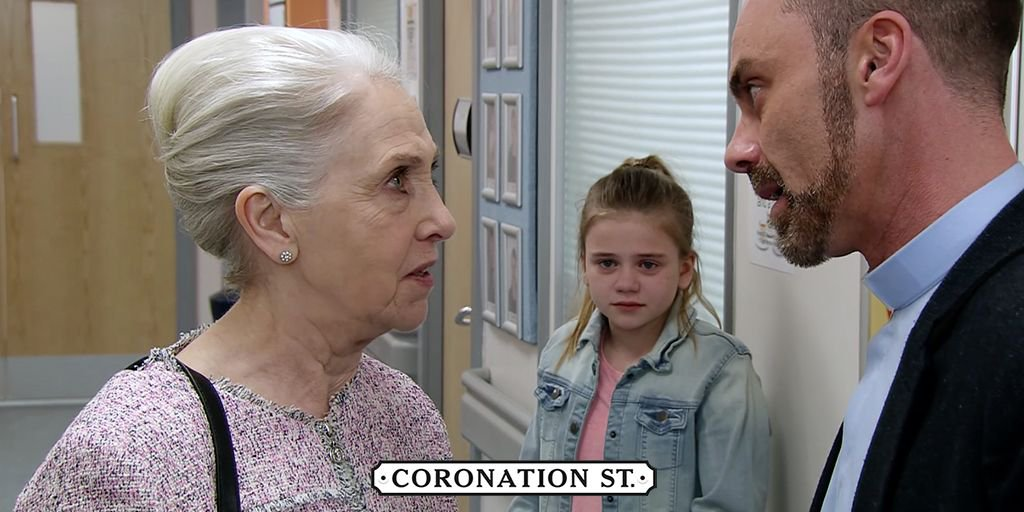 Geraldine/Summer/Billy, Coronation Street