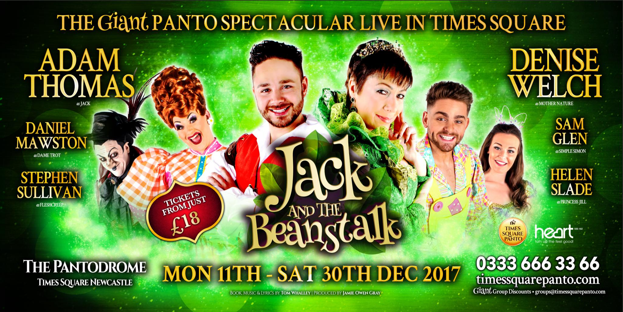 Panto Jack and the Beanstalk