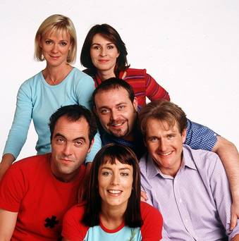 Cold Feet: original cast
