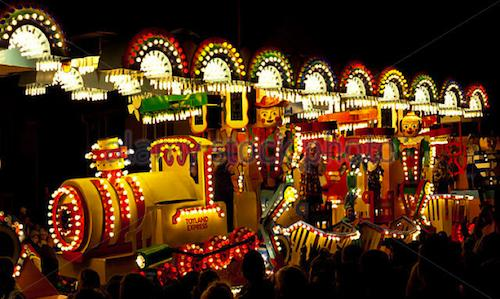 Somerset Carnival Christmas Float (500x300