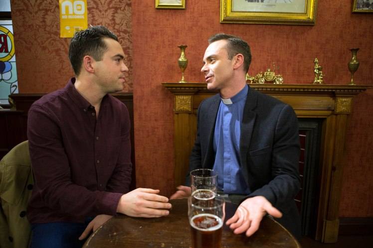 Todd and Billy, Coronation Street