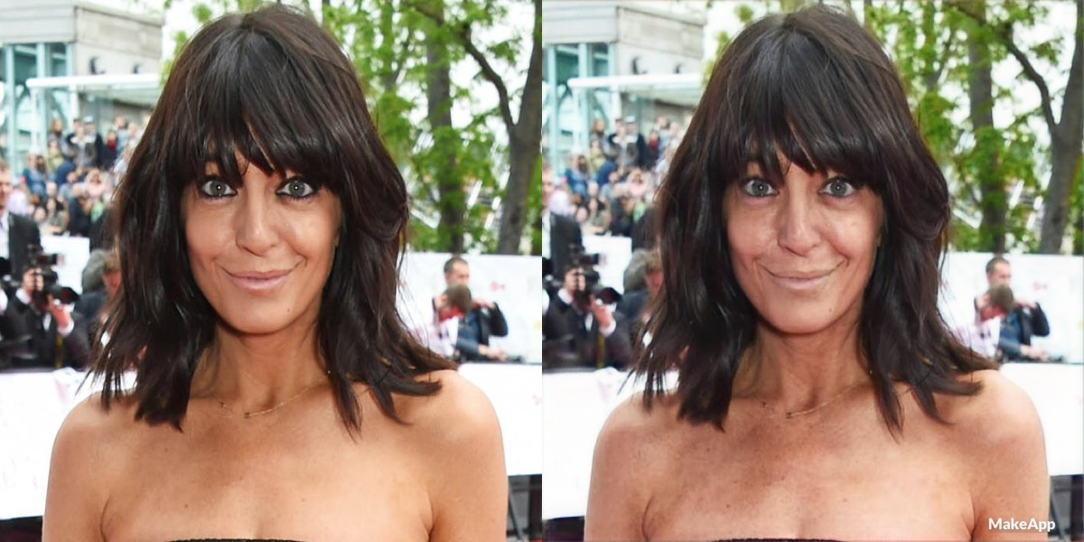 Claudia Winkleman Make App