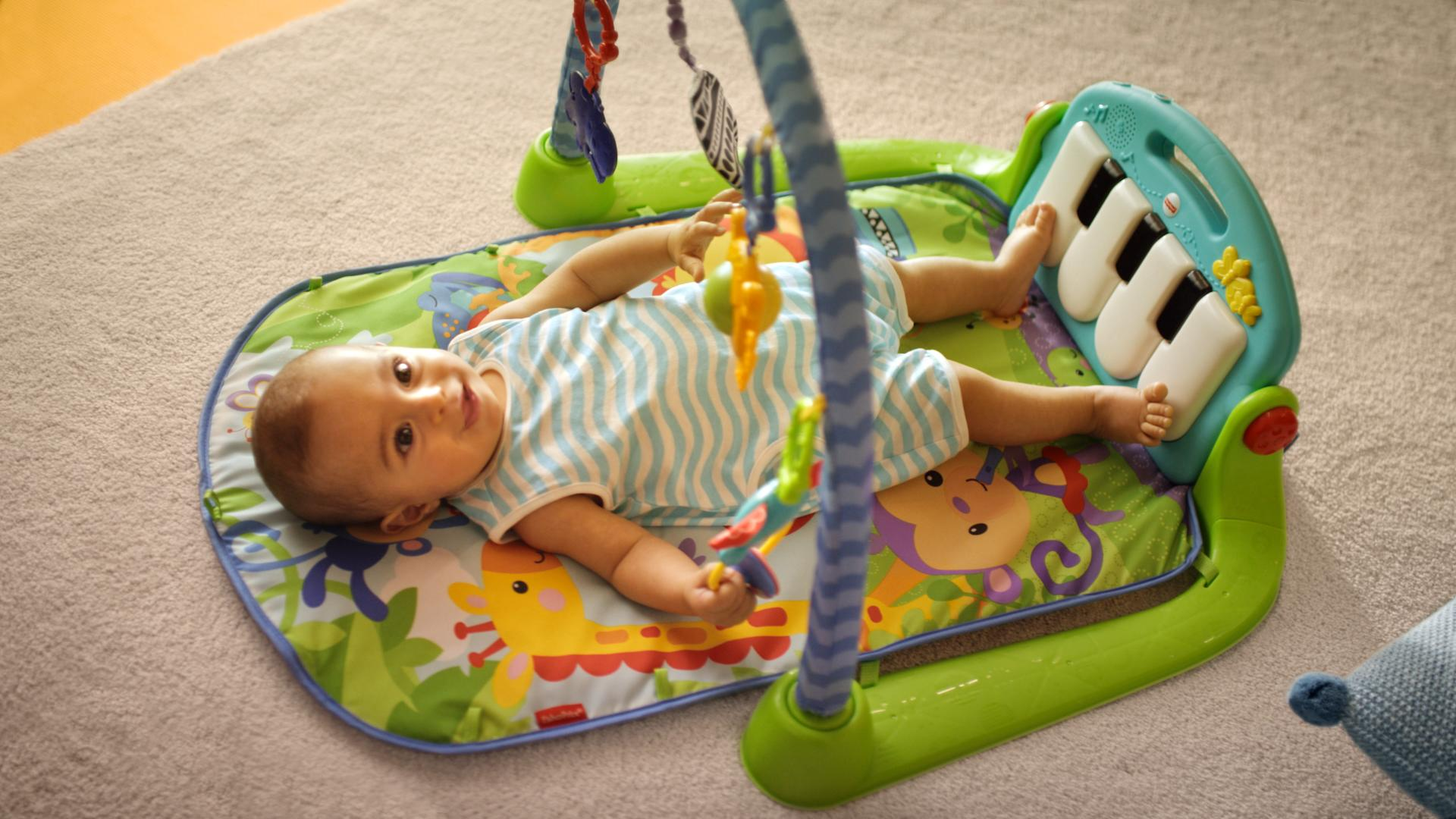 The Best Sensory Christmas Toys For Babies Heart