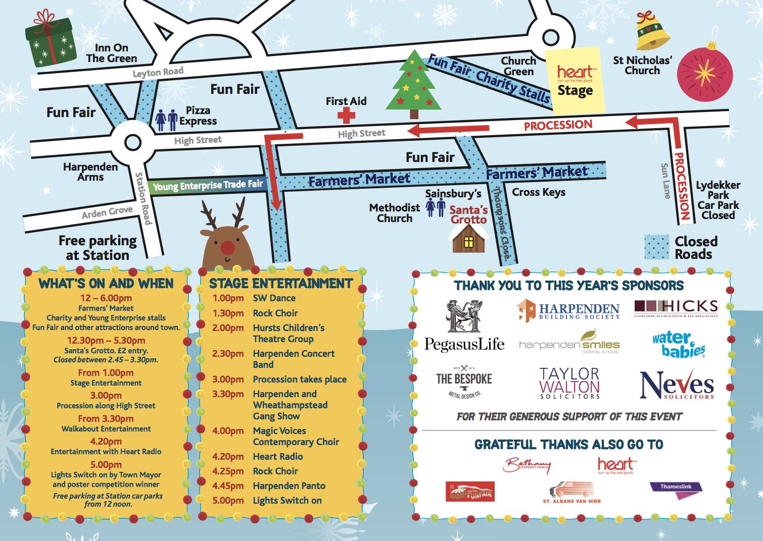 Harpenden Map!