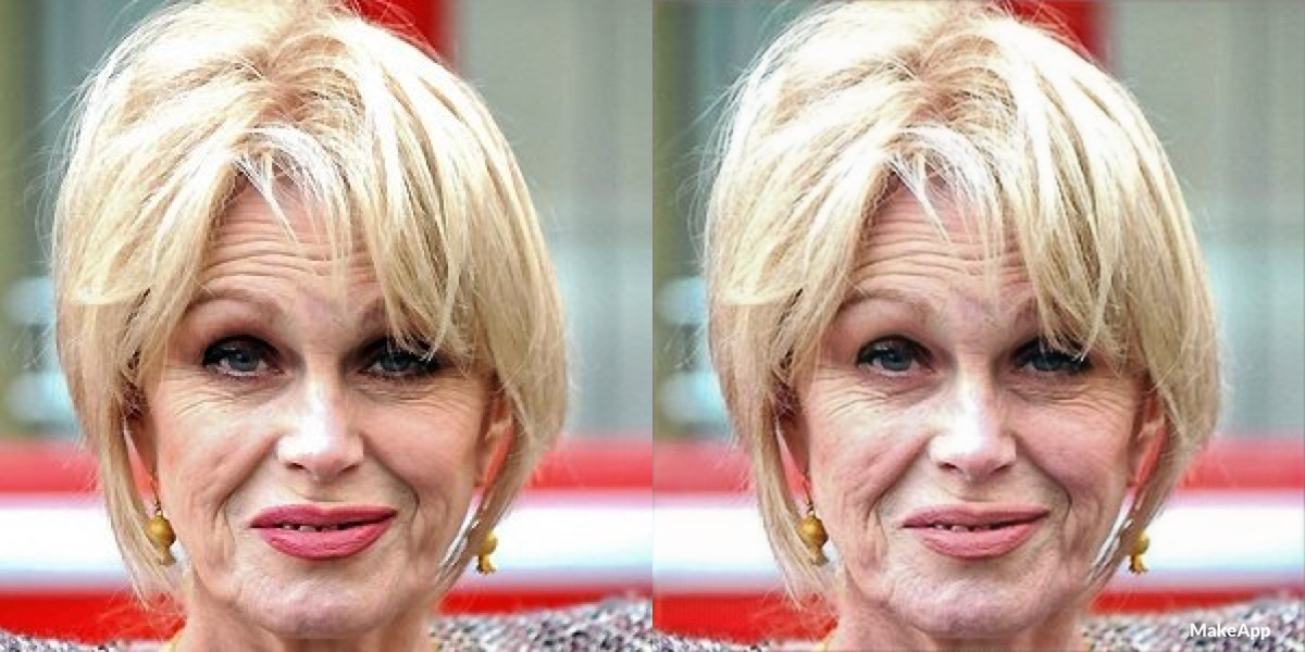 Joanna Lumley Make App