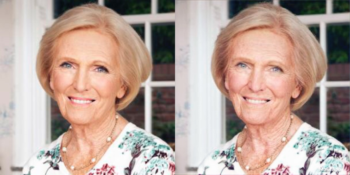 Mary Berry Make App