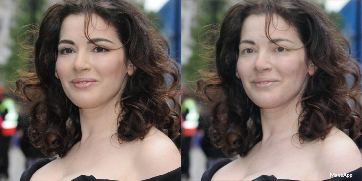 Nigella Lawson Make App
