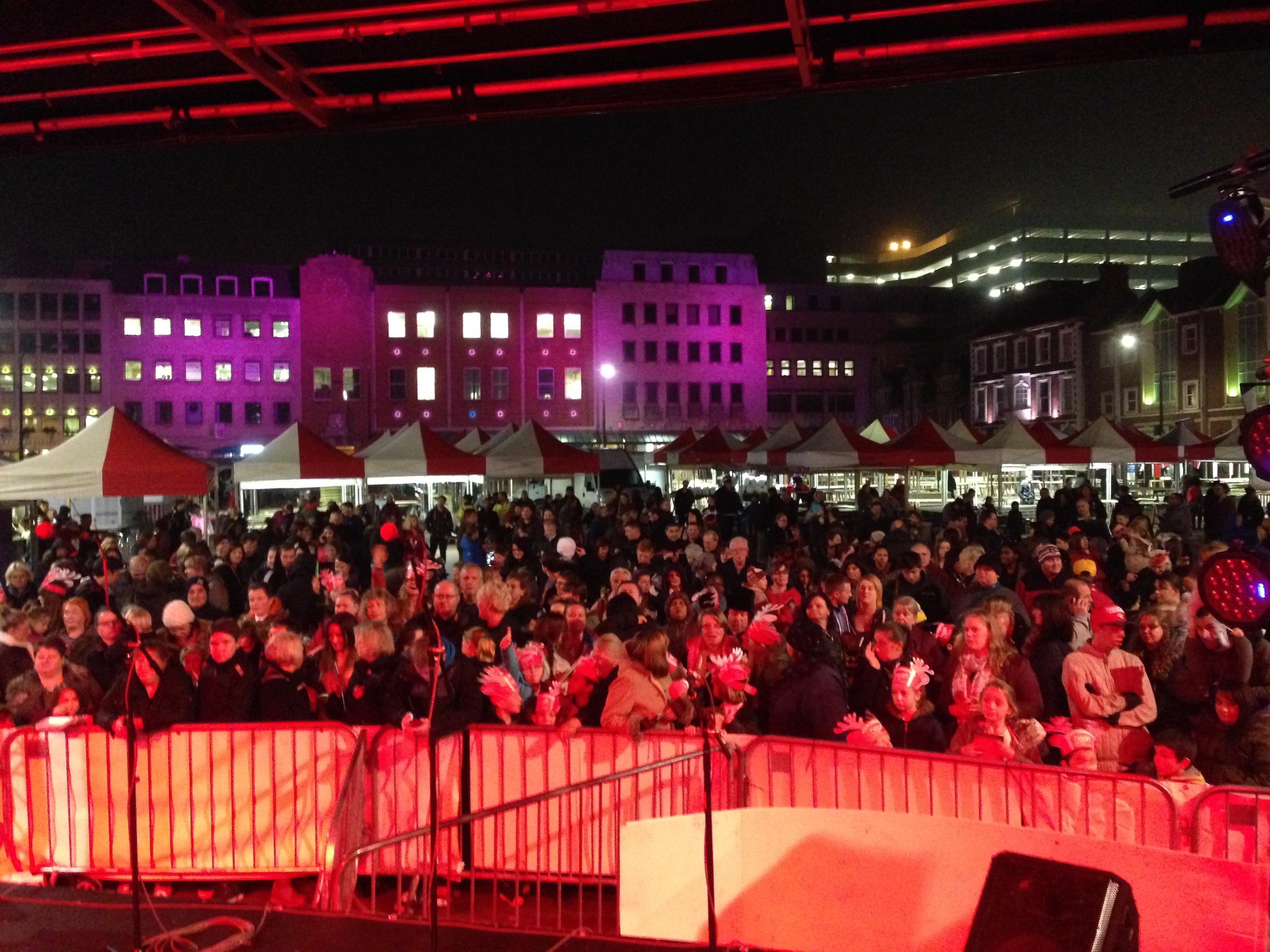Northampton Christmas Lights
