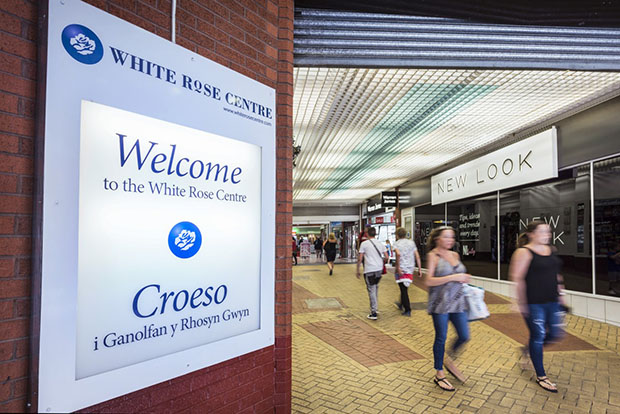 White Rose Centre Rhyl
