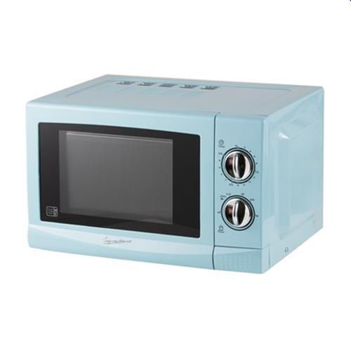 Signature microwave - baby blue