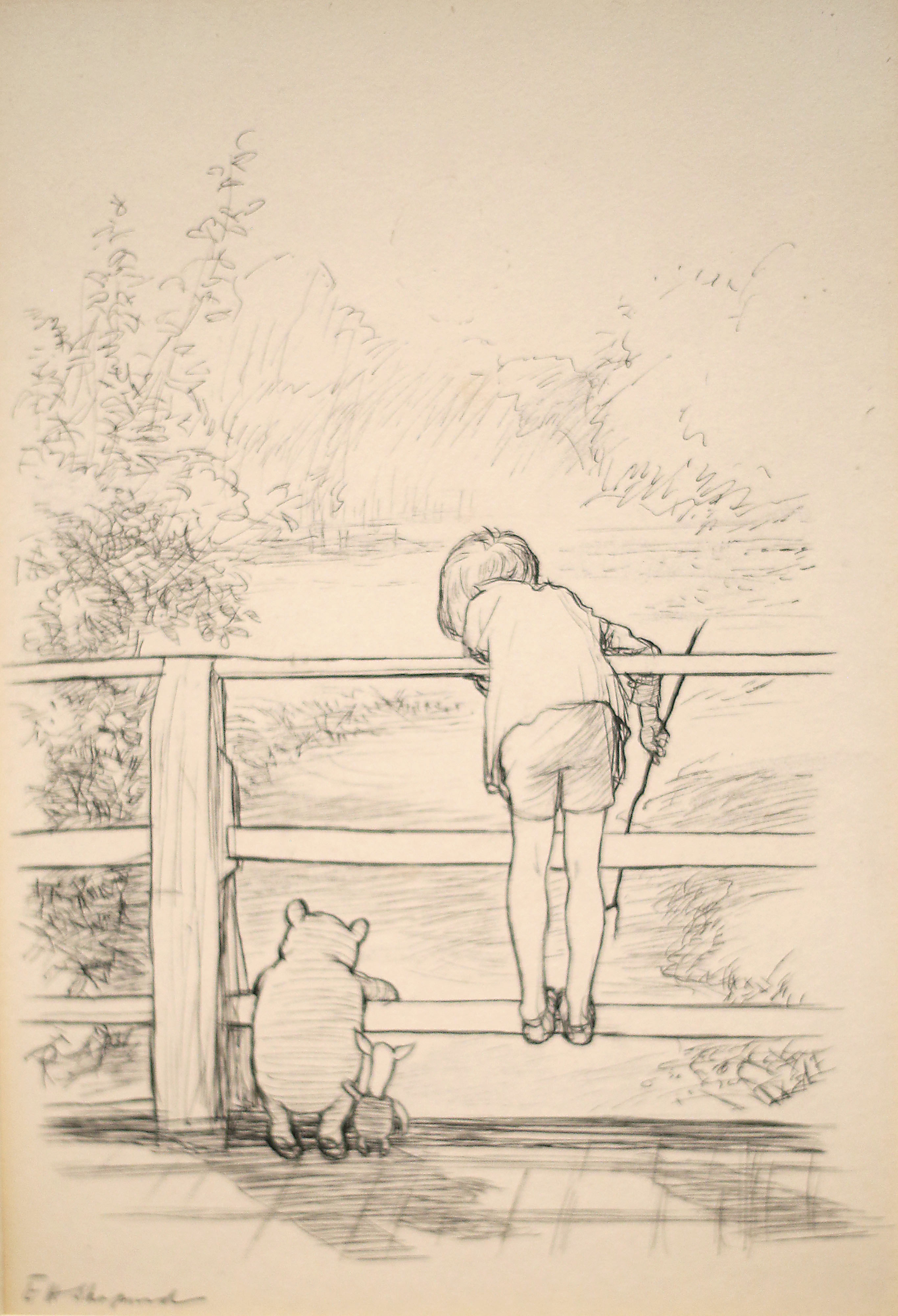Pooh and Piglet, Winnie The Pooh