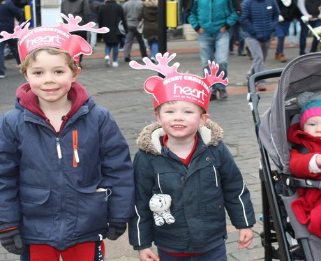 St Albans Christmas Light Switch-On 2017