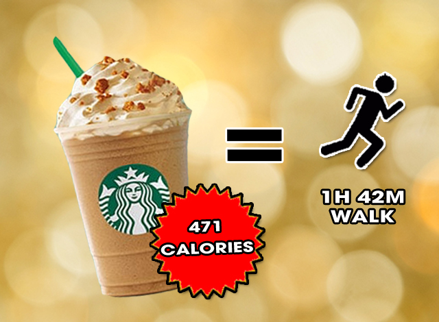 Starbucks Gingerbread Frappucino
