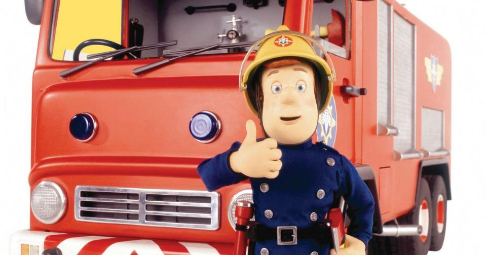 Bob the builder and fireman sam cancelled