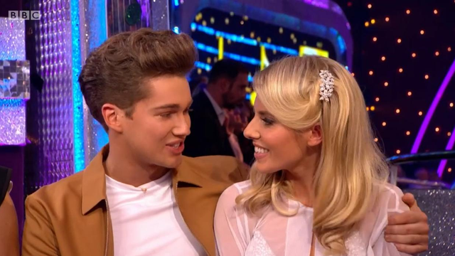 Mollie King addresses romance rumours with her Strictly Come Dancing partner AJ Pritchard