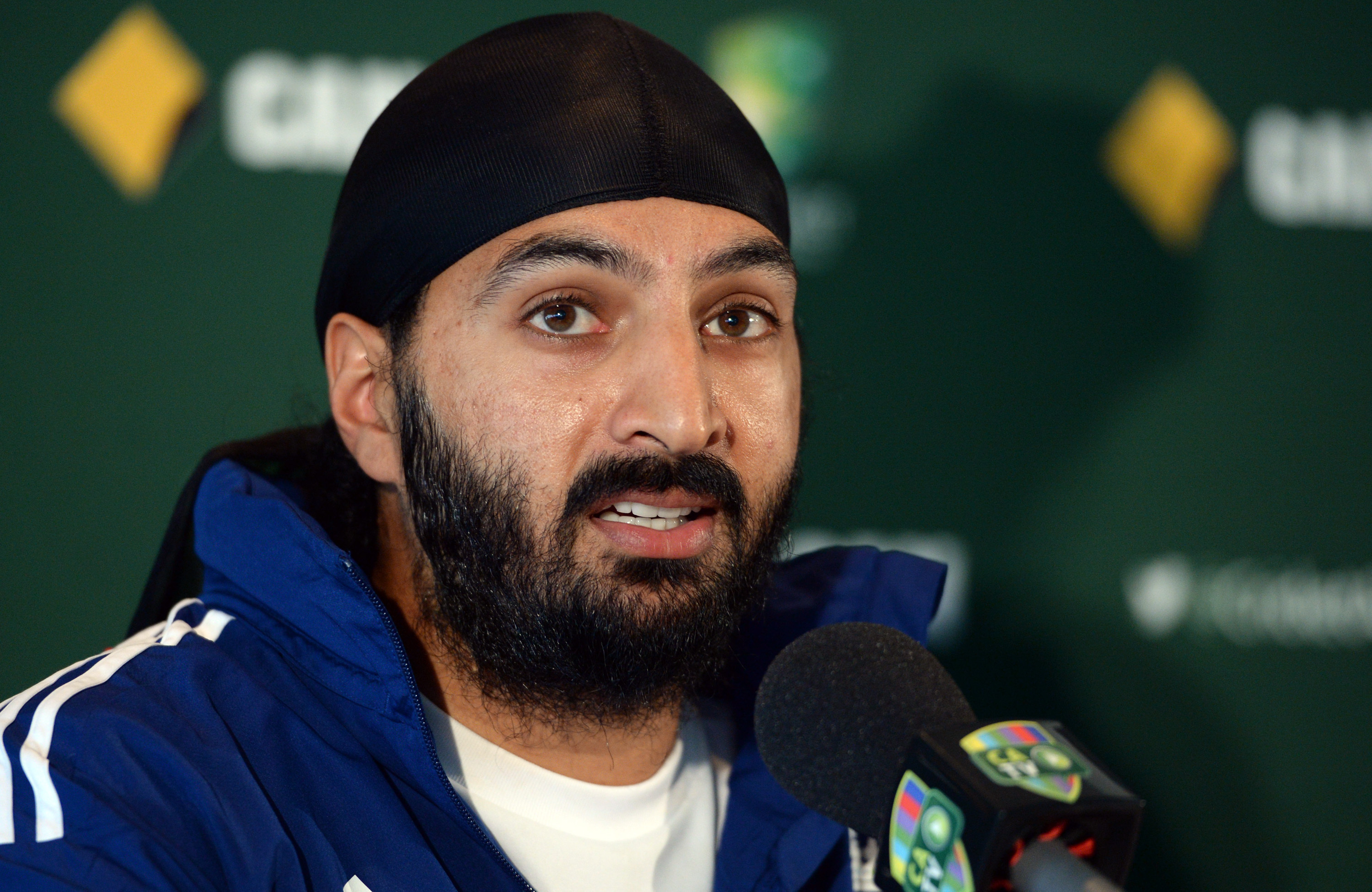 Monty Panesar drops out of Dancing on Ice