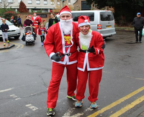 Rennie Grove Jingle Bell Jog and Reindeer Run 2017
