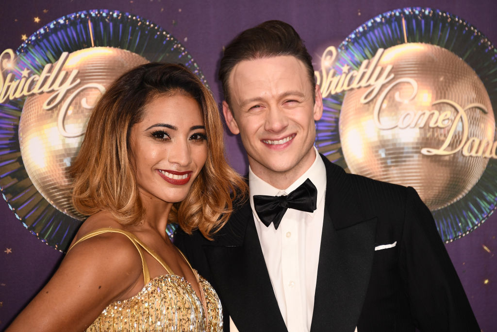 Strictly Come Dancing, Karen Hauer, Kevin Clifton