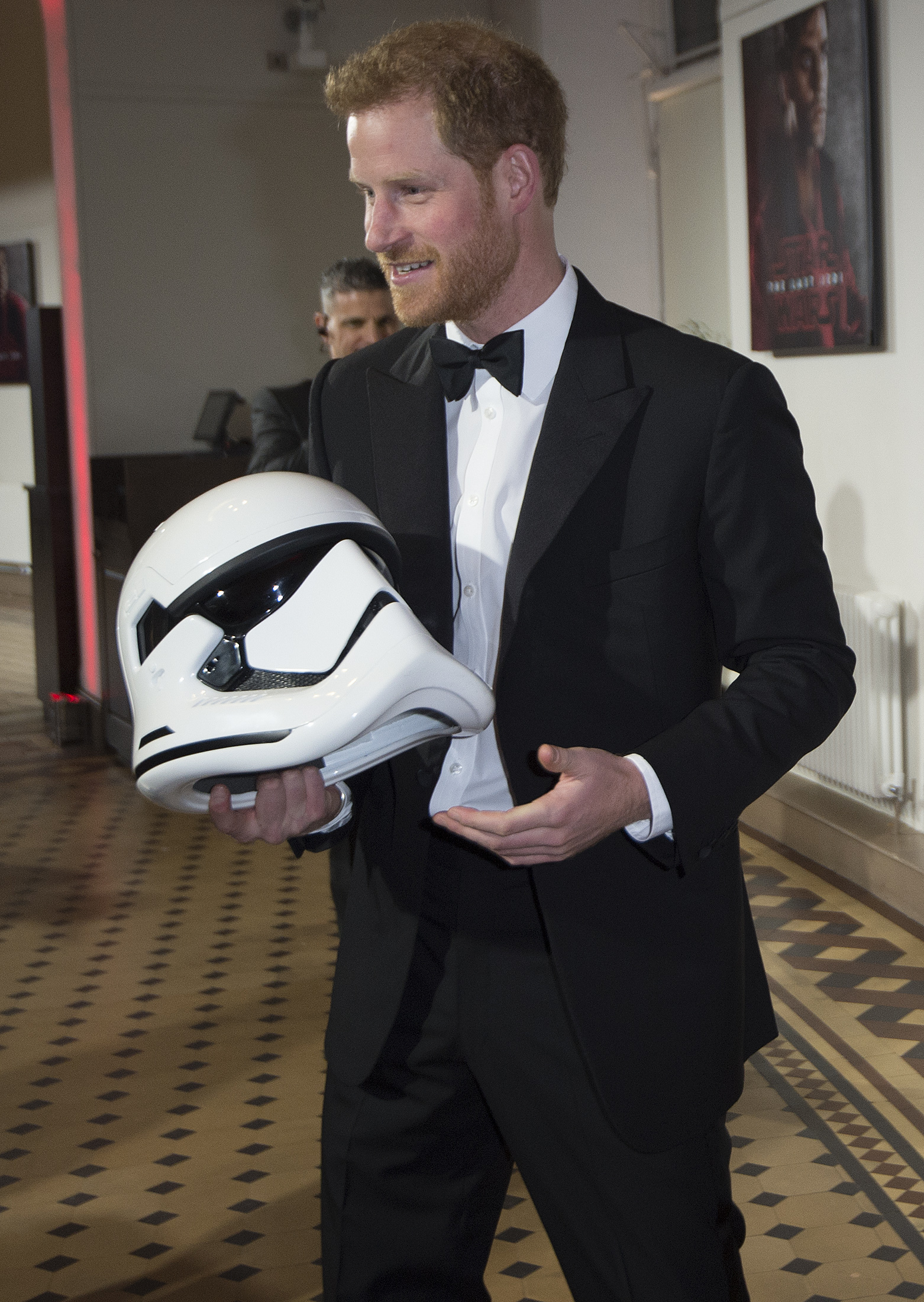 Prince Harry Stormtrooper