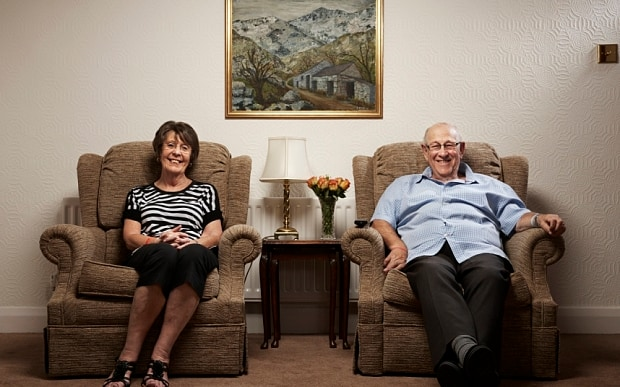 Leon and June Gogglebox
