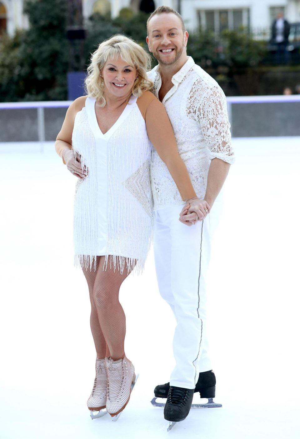 Dancing On Ice Cheryl Baker 1