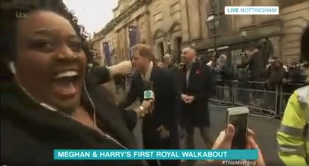 Prince Harry Alison Hammond